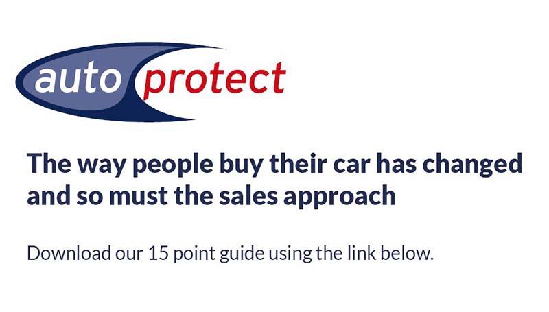 AutoProtect Independent Dealer Feature: Best Practice Sales
