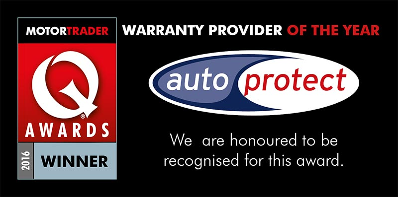 Warranty Provider of the Year – AutoProtect