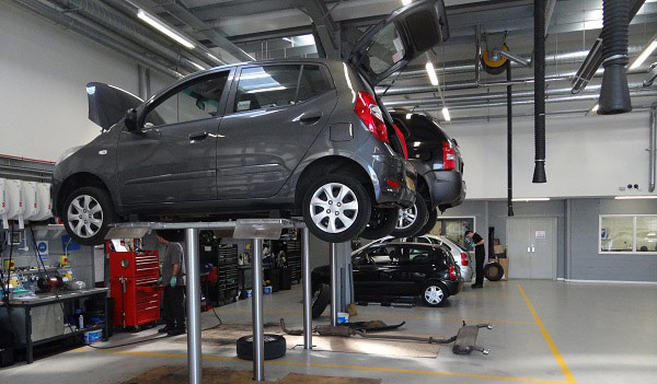 UK dealers missing out on over £591m in service revenue
