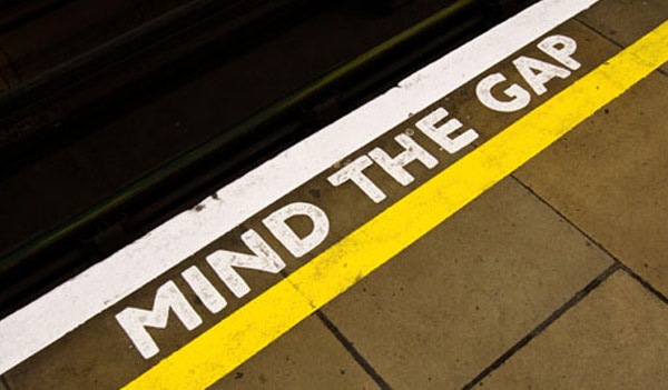 'Mind the Gap' a New Regulatory Approach